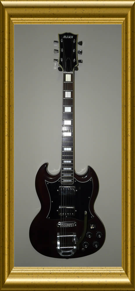 Mann Guitar SG Custom